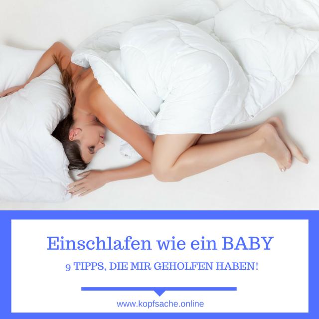 Tipps für besseren Schlaf